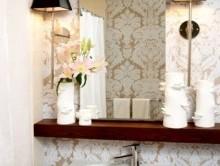 Banyo Örnek   Duvar Kağıdı