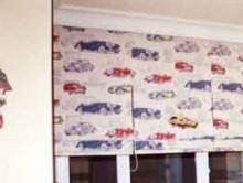 Çocuk Odası Arabalı Perde | Perde
