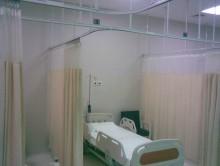 Hastahane yatak Bölmesi 1 | Perde