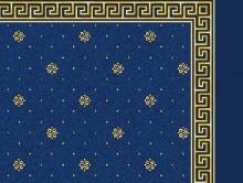 Koridor ve Bordürlü Halılar LACİVERT | Duvardan Duvara Halı | Dinarsu
