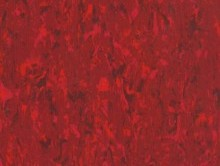 Mipolam Cosmo Real Red | Pvc Yer Döşemesi | Homojen